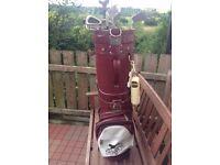 Slazenger Golf bag.