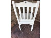 Genuine INDIA JANE solid wood chair
