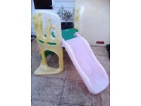 Little Tykes hide and slide children's outdoor play slide used