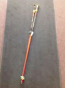 Leki World Cup Ski Poles 125 (sku:6E5487)