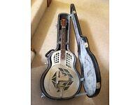 Hot rod Steel Resonator Guitar for sale