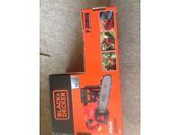 Black & Decker CS2040 40cm corded chainsaw. Brand new still boxed