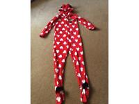 Girls Mickey Mouse Onesie
