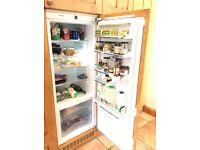 Liebherr integrated larder fridge