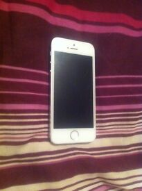 iPhone 5s 16gb unlocked for parts