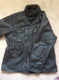 MENS BARBOR JACKET (XL)