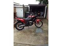 Aprillia pegoso 650 adventure bike 2002 very clean bike any inspection welcome