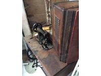 Vintage Singer Sewing Machine dating from 1894