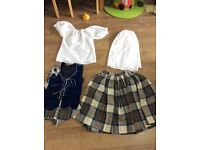 Aboyne highland dancing outfit
