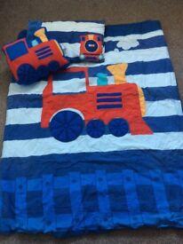 Kids Train Bedroom Accessories
