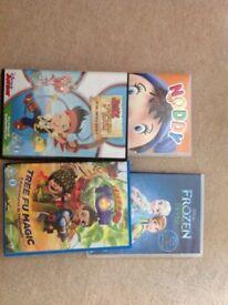 Kid movie set dvds