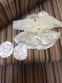 Build a Bear winter outfit