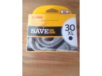 New Kodak Ink Cartridge 30 XL