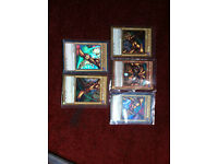 43 Card Exodia deck + 3 extra cards yugioh