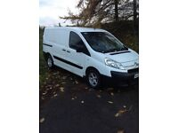 2007 CITROEN DISPATCH 1.6 HDI DIESEL VAN, NEW MODEL NOT PEUGEOT EXPERT