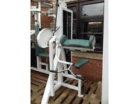 PulseStar | Preacher Curl Machine | 85kg Stack | Commercial (Delivery Available)