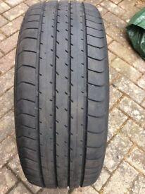 Car tyre Dunlop 205/50 R17