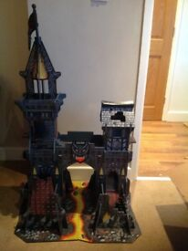 Early Learning Centre Castle of Doom with selection on monsters and soldiers