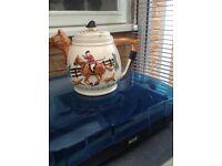 1950s PPC teapot