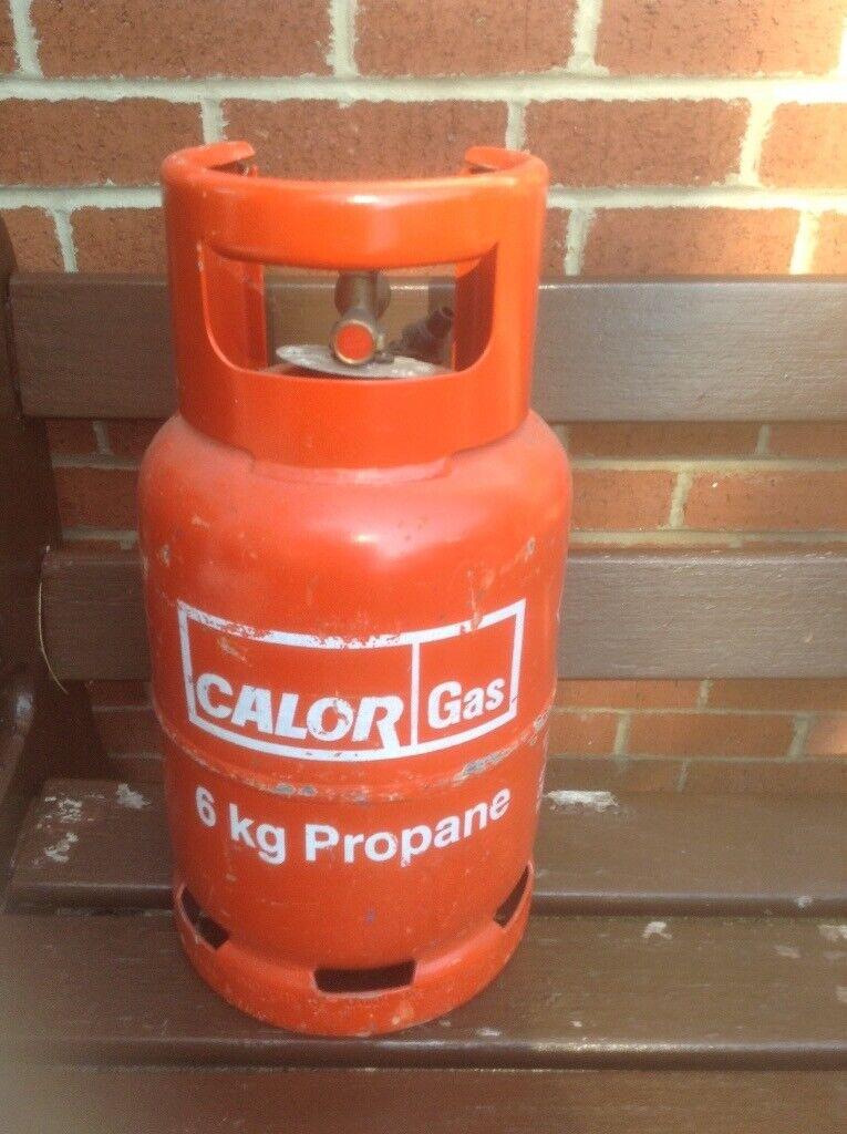 Calor Gas 6kg propane gas bottle. Empty. | in Bransgore ...