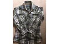 Superdry womens shirt size S