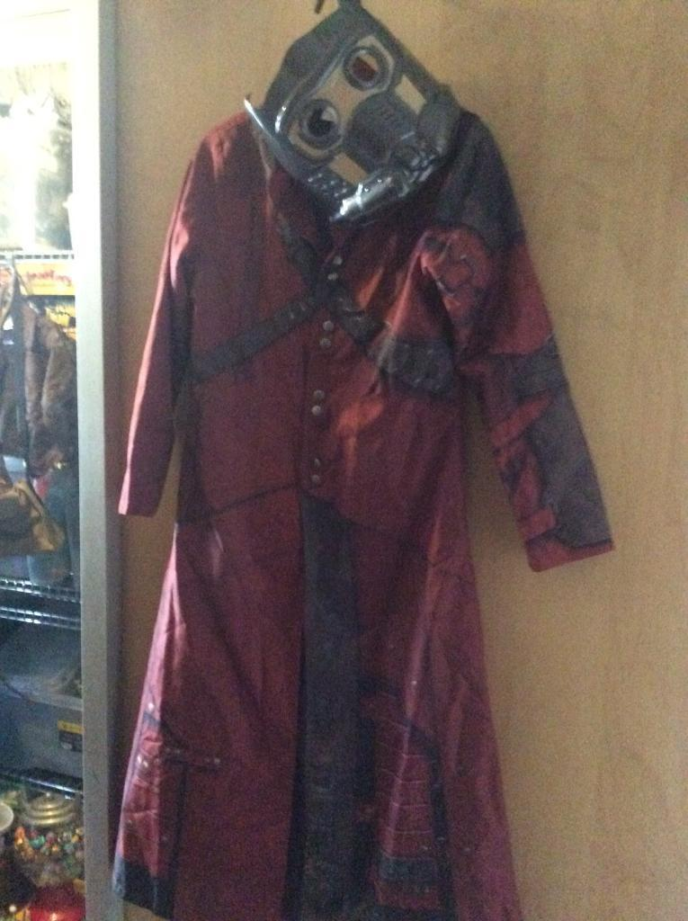 Starlord Costume aged 7-8 years