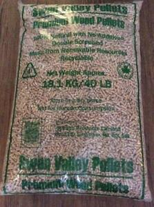 WOOD PELLETS HEATING OR ANIMAL BEDDING or COOKING PELLETS