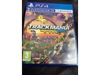 PS4 Trackmania Turbo psvr compatible