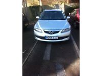 REDUCED FOR QUICK SALE:- 2007 Mazda 5dr hatchback diesel saloon with new MOT