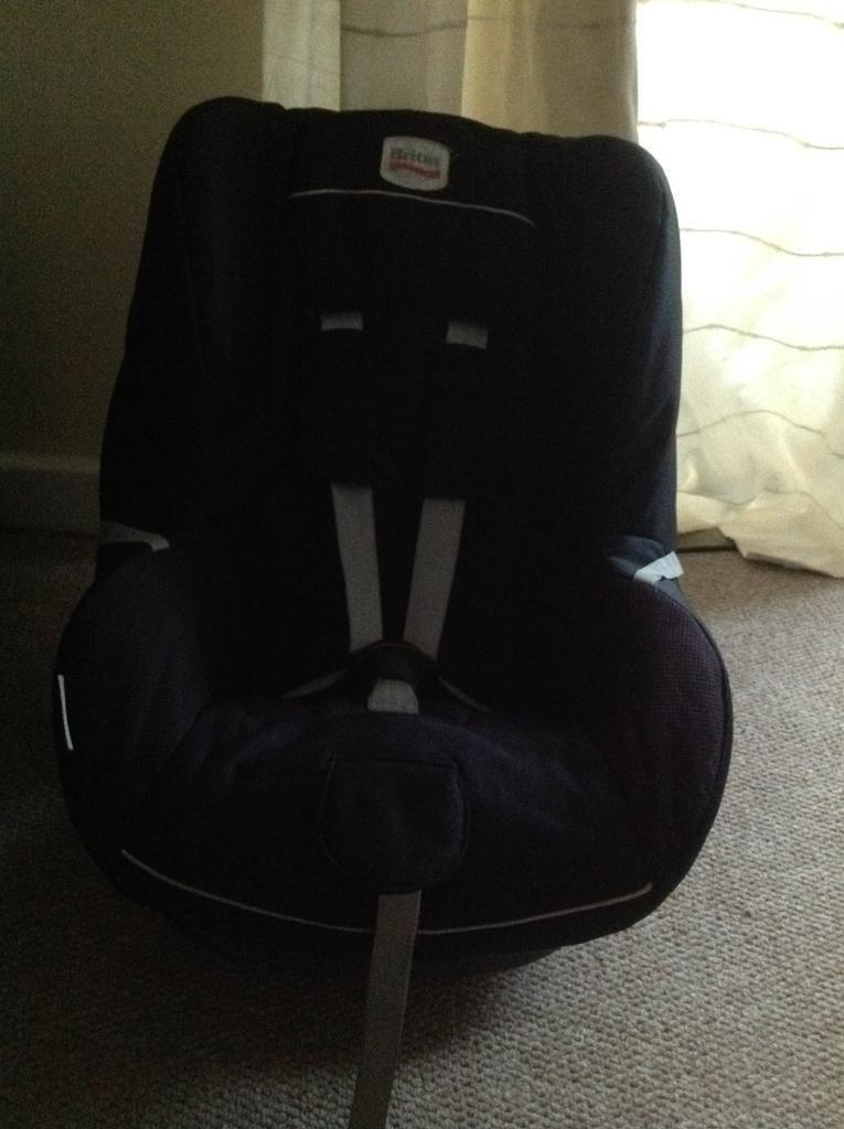 Britax Stage 2 Car Seat Reclining RRP 75