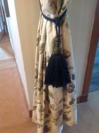 Laura Ashley - curtain tie back