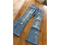 Punky Fish Jeans