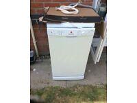 Spares or repairs slimline dishwasher