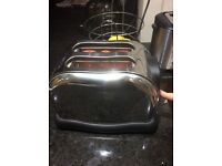 Russell Hobbs Chrome Two Slice Toaster