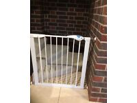 Linden baby gate. Two for sale at £10 each