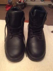 Size 7 work boots