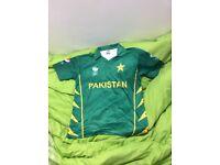 Pakistan Cricket Shirt ICC Champions Trophy 2017 Imad Wasim