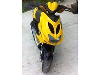 2008 Yamaha aerox