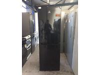 Indesit LD70N1K A+ Fridge Freezer Frost Free 50/50 60cm - Black #351236