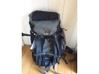 Backpack. Eurohike 55litre