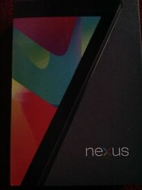 Nexus 7 for sale
