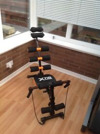 XN8 SPORTS SIT UP / ABS TONING EXERCISE MACHINE