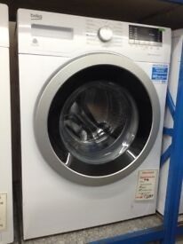 Beko 8kg 1400 spin washing machine. A+++ £199 new/graded 12 month Gtee