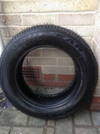 Goodyear 175/65 R14 radial tyre. Never used. Brand new condition.