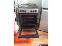 COOKER 6 months old free standing 50cm like new