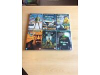 6 seasons of Breaking Bad for sale!