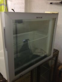 Small counter freezer Tefcold