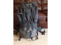 Back packers rucksack. Karrimor.