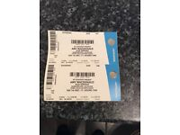 2 Tickets for sale