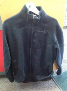 Merrell Fleece Jacket -Men's L- Black (sku: Z14744)